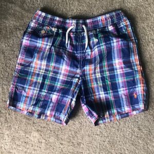 Boys raplh Lauren active swim shorts